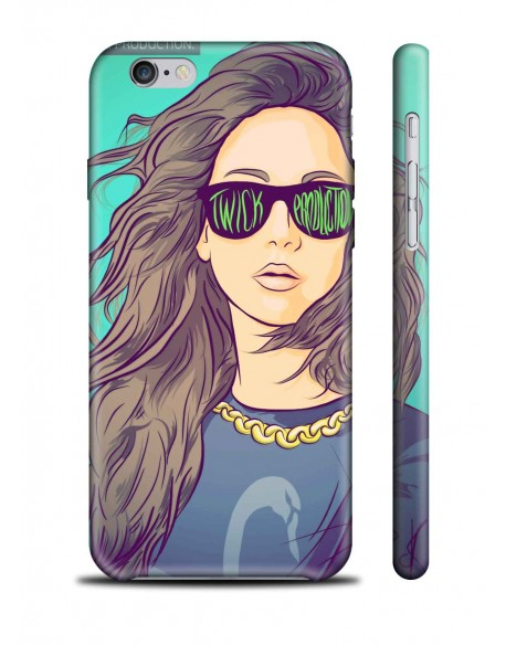 Kryt pro iPhone 6s/6 - Girl