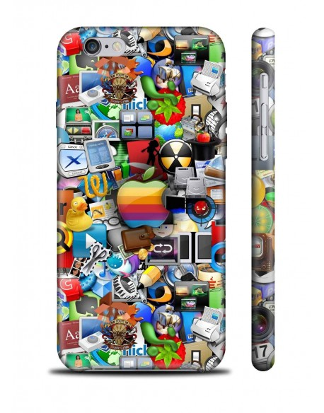 Kryt pro iPhone 6s/6 - Logos