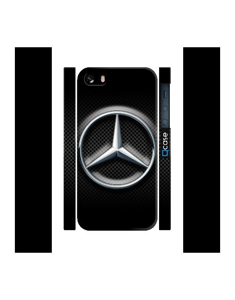 Kryt pro iPhone SE/5s/5 - Mercedes