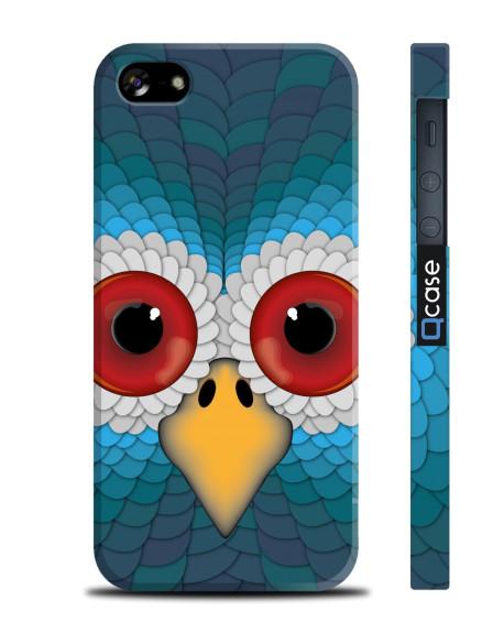 Kryt pro iPhone SE/5s/5 - Bird