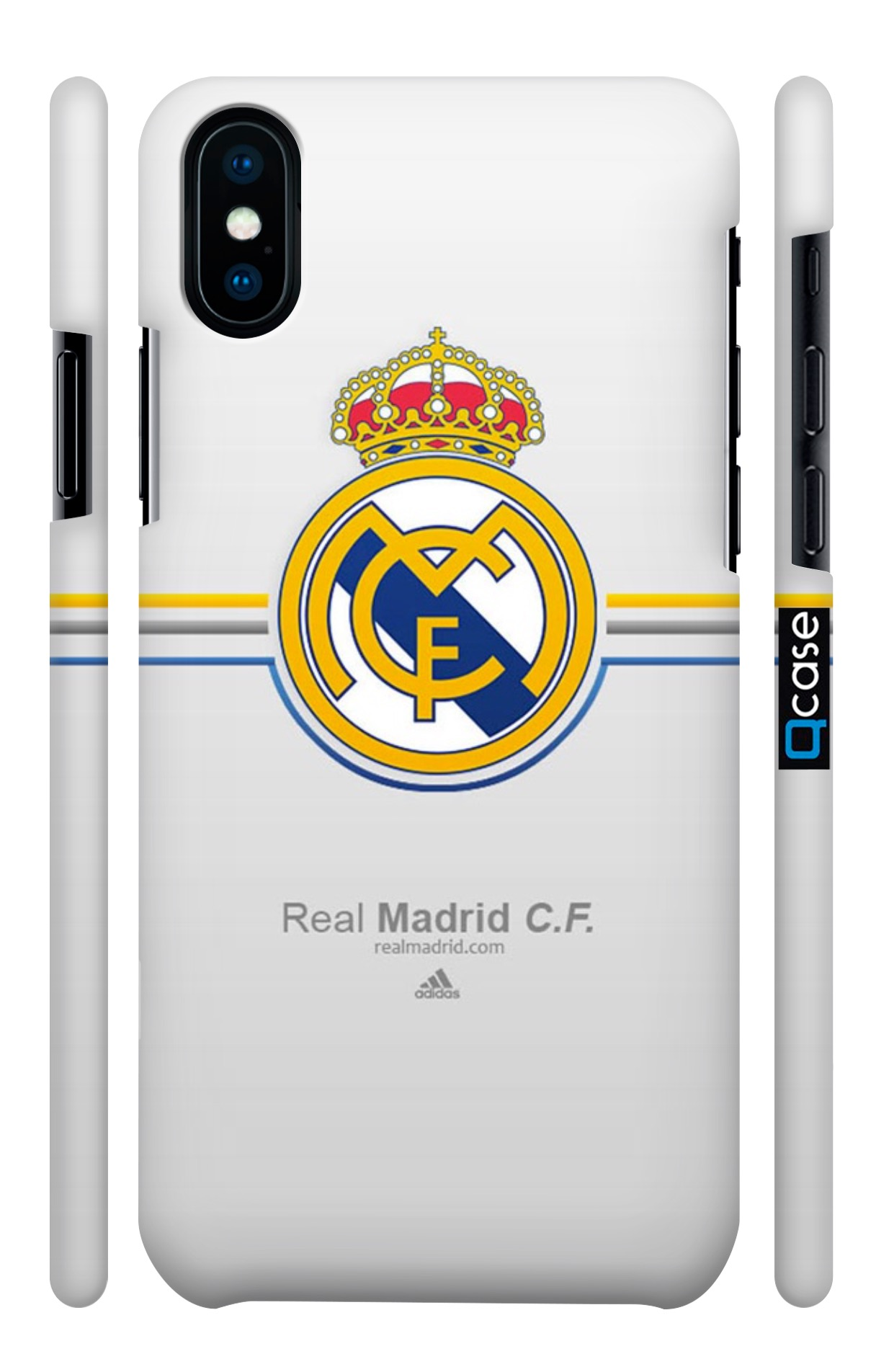 real Madrid iPhone X